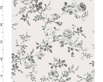 Carte Postale...grey floral...CLTY2291-11_1