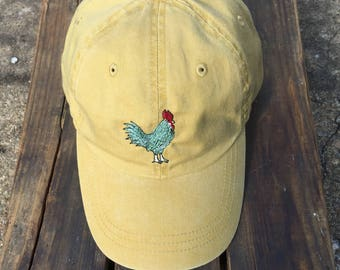 Blue Hen Hat