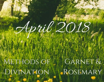 The Coven April 2018