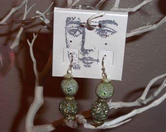 Moss green Sparkle