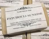 Patchouli Sunrise Natural...