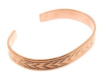 engraved bracelet womens copper cuff hand engraved copper custom copper jewelry custom copper bangle engraved copper cuff stamped copper