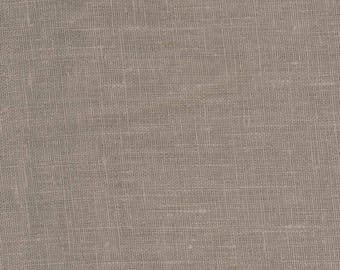 Coated linen, grey, taupe, sold a cup from 25 cm