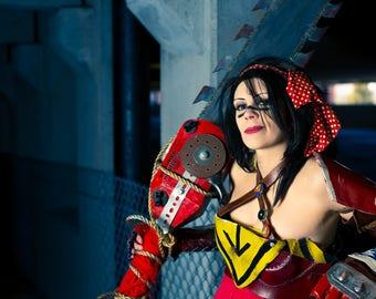 Cosplay Print - Atomic Wonder Woman