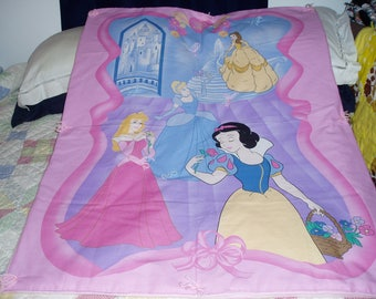 Sleeping Beauty/Cinderella/Beauty/Snow White Princess Blanket/Quilt