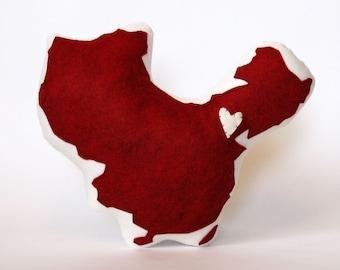 Customizable China Pillow