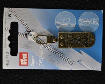 fancy brass 482410 prym zipper pull