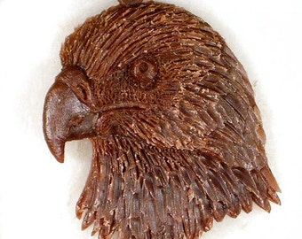 "Golden Eagle Head..New  "" Golden"""