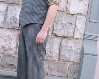 Custom Wide Leg Pants