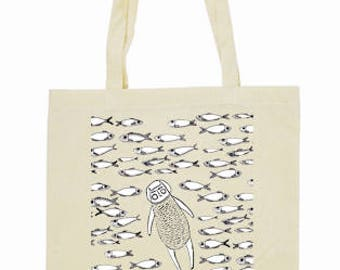 SARDINE & CAT Natural Shopper