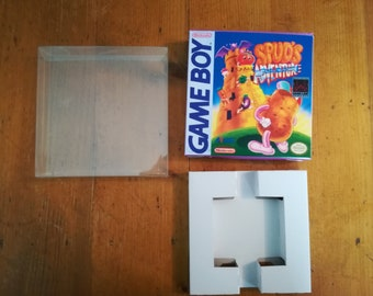 "Complete package ""SPUD's ADVENTURE"" Game boy - English"