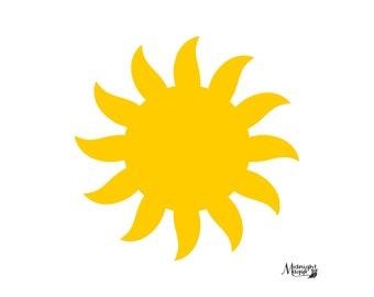 Sun SVG