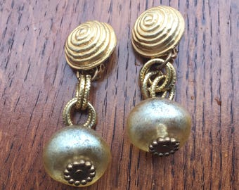 Vintage Drop style earrings
