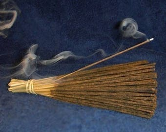 Sunflower  Incense -11 inch Double Dipped  and Handcrafted
