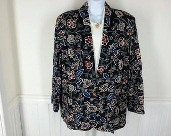 Vintage 90s 3pc Outfit Size L XL b46 h48+
