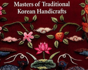 Masters of Traditional Korean Handicrafts (Hardcover)