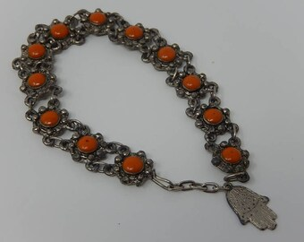 Old Oriental Bracelet, Free Shipping