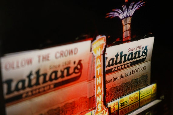 Easter gifts for adults travel photo gifts coney island prints easter gifts for adults travel photo gifts coney island prints gift hostess nathans famous brooklyn postcards new york city wall art negle Images