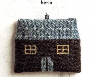 Scandinavian Cross Stitch Embroidery- Japanese Craft Book MM