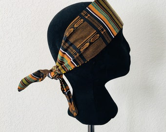 Head Band - African - Band - kente