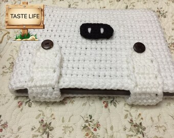 Small pig style notebook Protective sleeve item