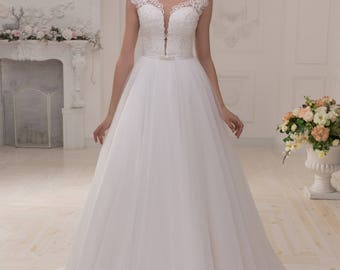 Wedding dress wedding dress bridal gown KIRA