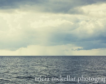 """Oversized Ocean Photograph, 40x60"""" (102cm x 152cm) Large Fine Art Print by Tricia McKellar, Take Me With, Seascape"""