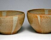 2 Bowls Set.  Wattlefield...