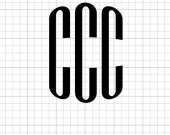 Customize Monograms