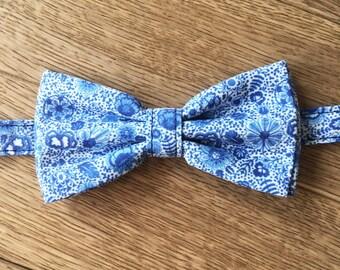 Bowtie - Delft blue