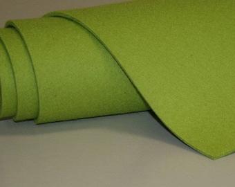"12"" x 12"" 5mm Thick 100% Merino Wool Industrial Felt Sheet"