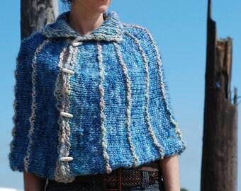 Capelet Knitting Pattern - Capillata