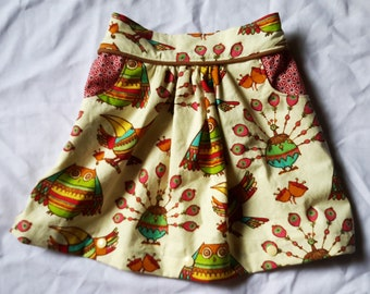 Scalable skirt T 6-7-8 years