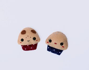 Cushion, Pillow or Plush Muffin for Blythe, Pullip, ...