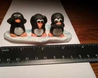 The Three Penguins