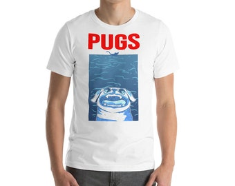 PUGS Shark Attack Shirt