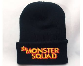 The Monster Squad beanie comedy horror Wolfman