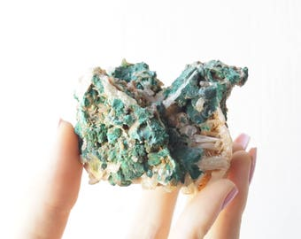 Malachite Cluster from Northern Territory, Australia