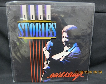 Earl Klugh Life Stories - Warner Brothers Records 1986