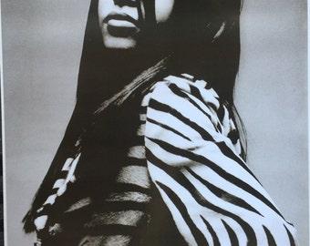 Wall Art, Music Poster, Aaliyah, U.K. Import Poster 24 x 33