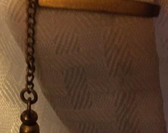 Hickok tie bar clip