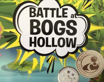 Children's Book Battle at Bogs Hollow