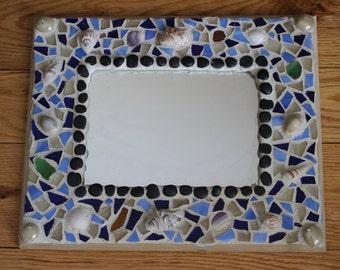 Mosaic Mirror (beach)