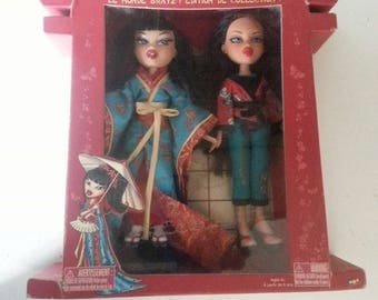 Bratz World Collector's Edition Doll with Extra Doll