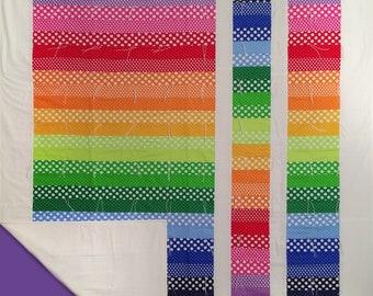 Prayer Quilt - Rainbow