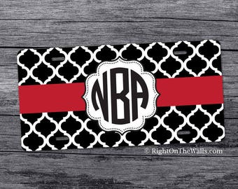 Personalized Car Tag, License Plate, Custom Car Tag, License Plates, Gifts for Her, Front Car Tag, Monogram Plate, Car License Plate