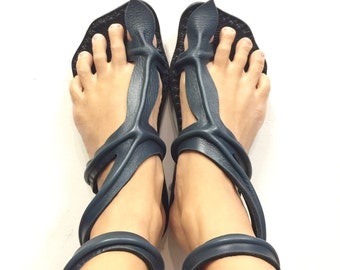 Leather Sandals Women and Men~Gecko Design Sandals~