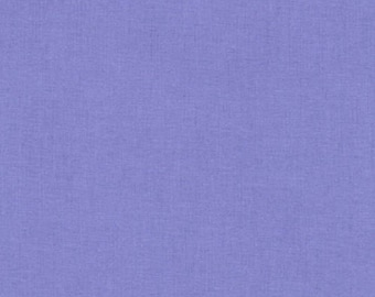 Lavender Kona Cotton, Purple Fabric, Robert Kaufman Fabrics, Half Yard