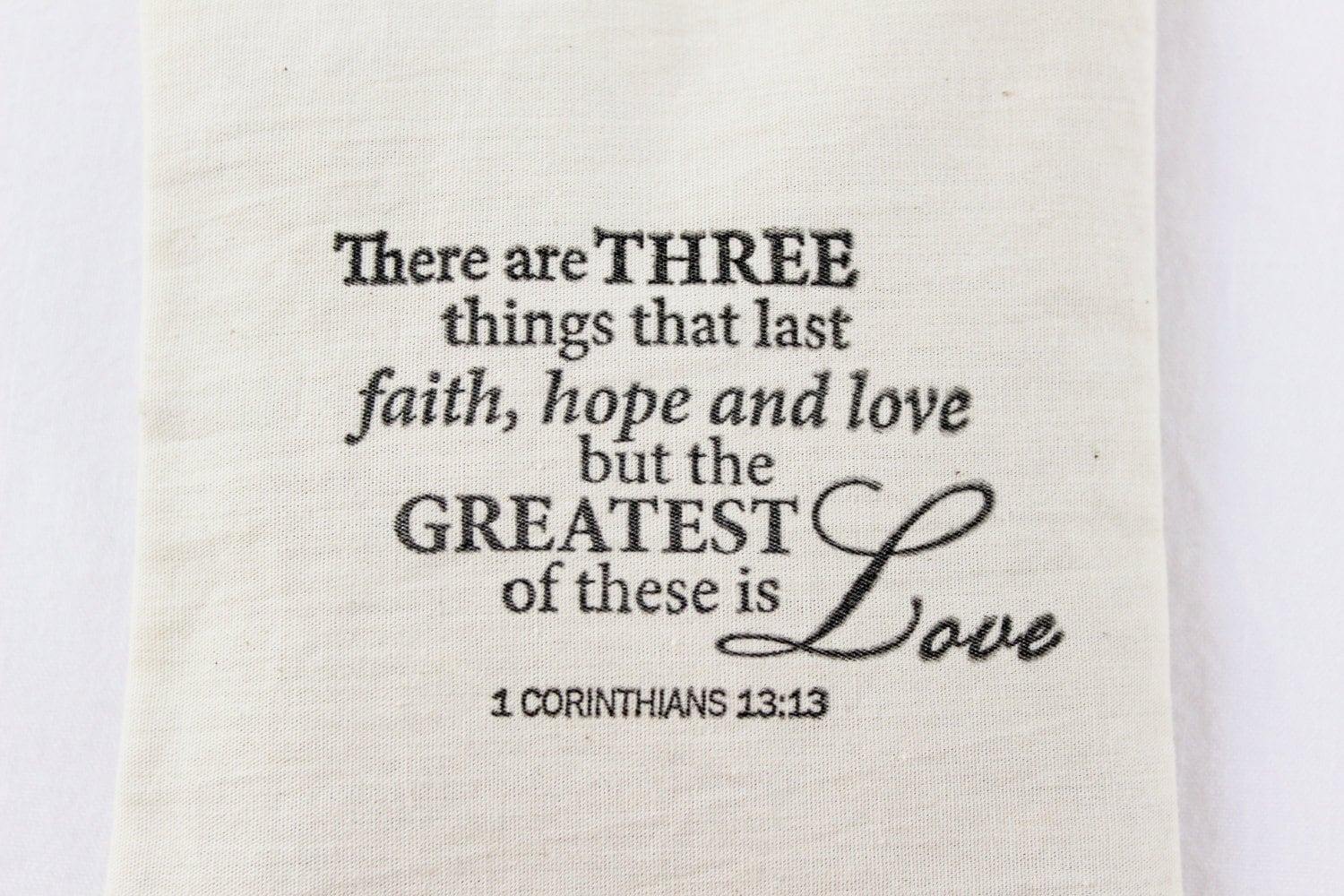 Bible Quotes Of Love Faith Hope Love Lavender Sachet 1 Corinthians 13 Bible Verse