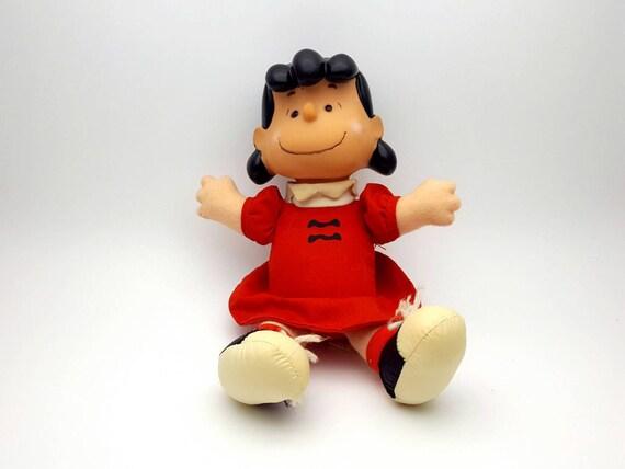 Lucy aus Erdnüssen Vintage Plüsch 80er Jahre McDonald Plushie